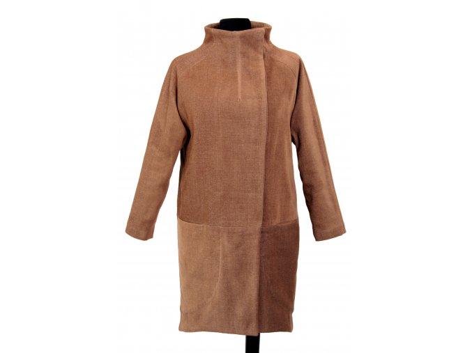 Kabát Zimní - střih