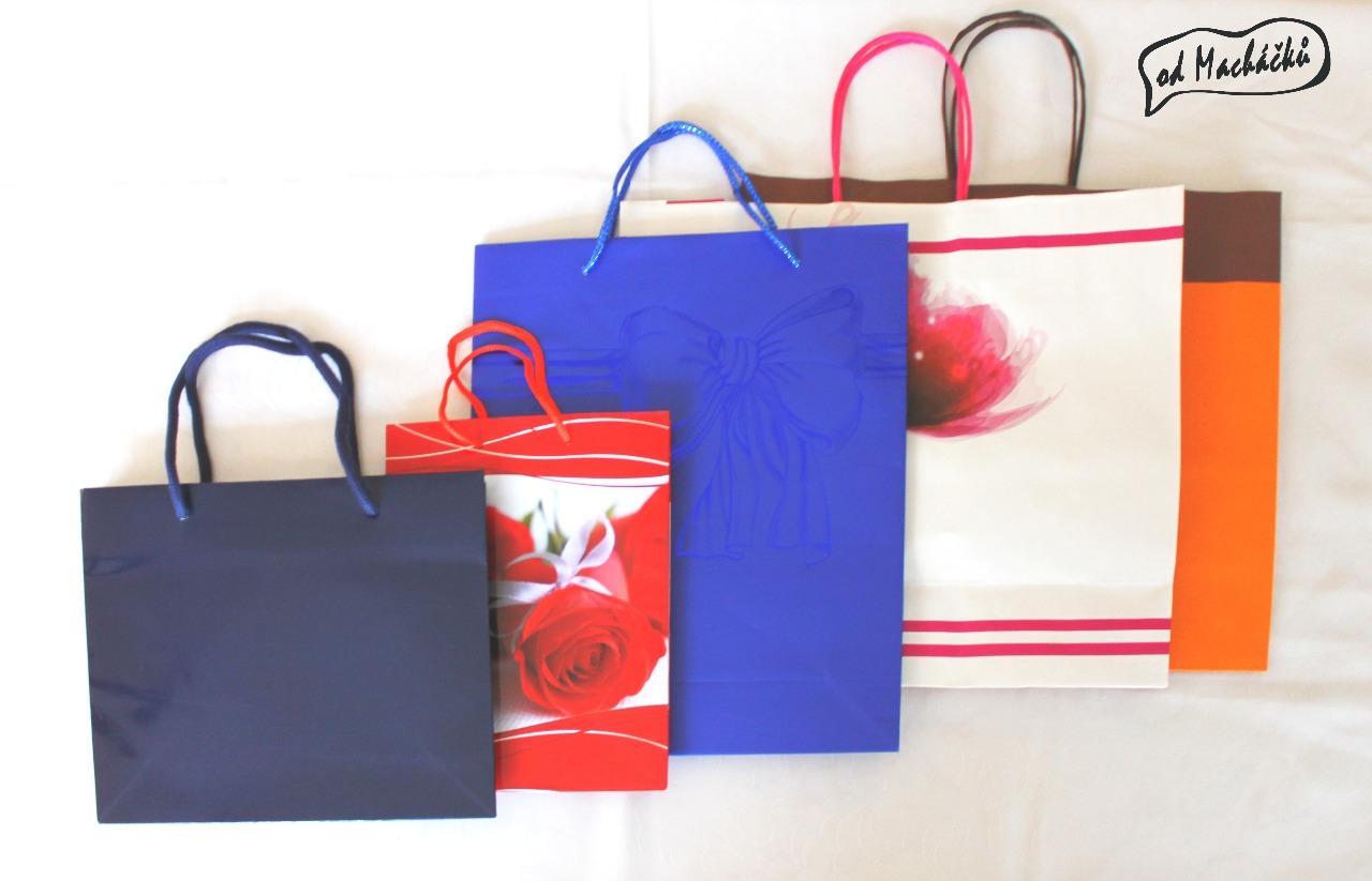 Dárkové tašky a boxy