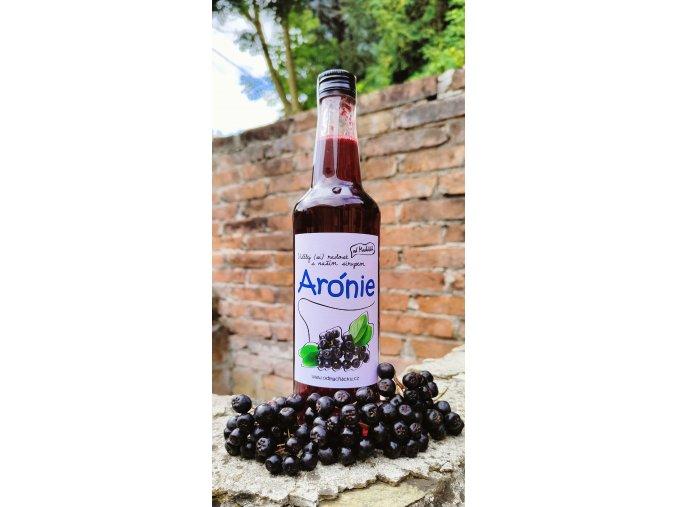 Sirup z Arónie 500 ml Od Macháčků