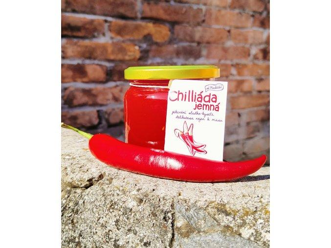 Chilliáda jemná velká 410 g Od Macháčků
