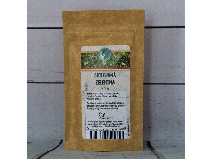 Grilovaná Zelenina 18 g