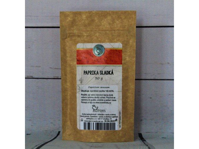 Paprika sladká 30 g