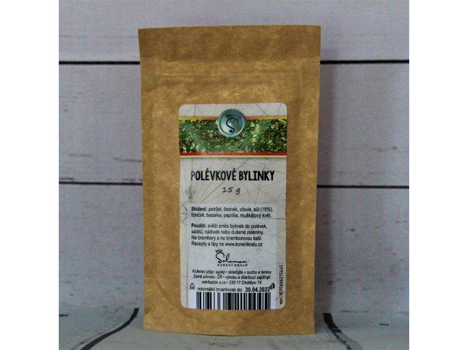 Polévkové bylinky 15 g