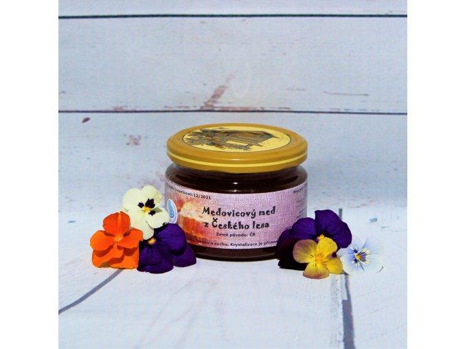medovicový malý kyti