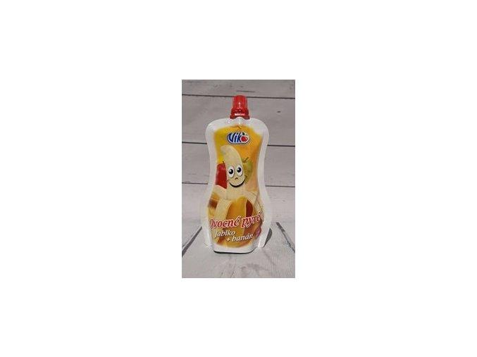 Pyré Jablko + banán