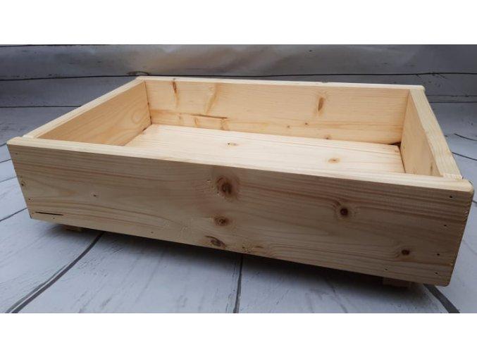 box přírodní