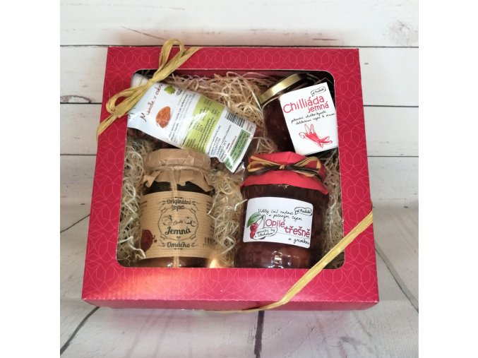 Dárková krabička Pro maminku Od Macháčků