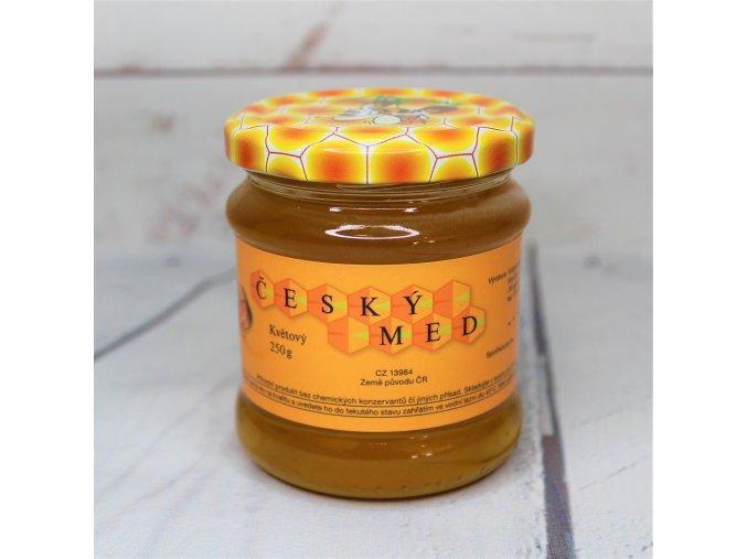 Český med Květový 250 g