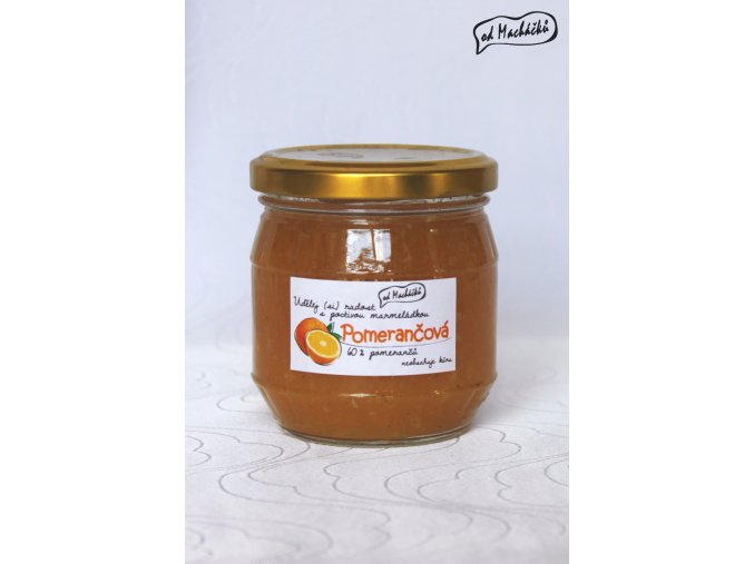 Marmeláda Pomerančová
