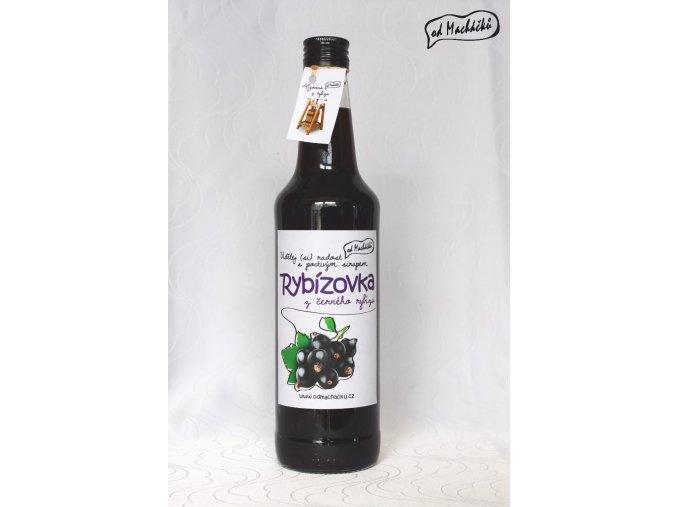 Sirup Rybízovka černá 500 ml Od Macháčků