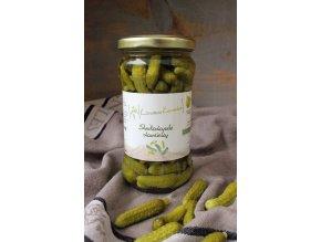 Španělské okurčičky - Cornichon 145 g