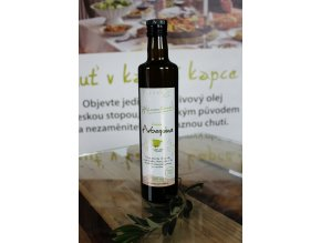 Arbequina 500ml - Extra panenský olivový olej