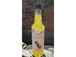Sirup Ananasový 500 ml Od Macháčků