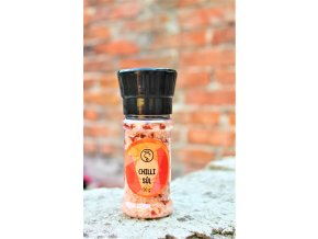 Sůl s chilli - mlýnek