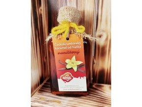 Vanilkový karamel