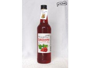 Sirup Rybízovka červená 500 ml Od Macháčků