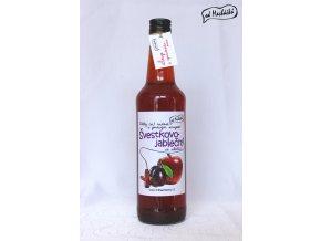 Sirup Švestkovo-jablečný 500 ml Od Macháčků