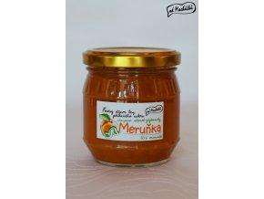 Džem BEZ CUKRU Meruňkový 200 g Od Macháčků