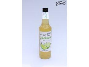 Sirup Limetkový 500 ml Od Macháčků