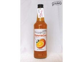 Sirup Pomerančový 500 ml Od Macháčků
