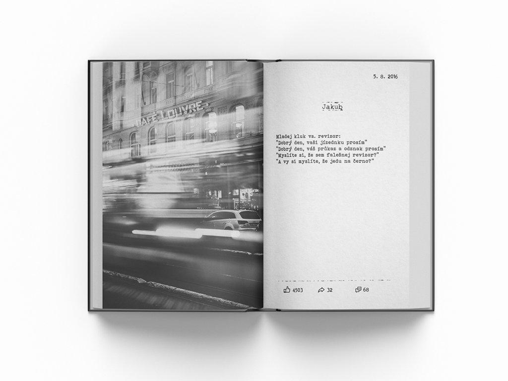 Výsledek obrázku pro odposlechnuto v praze kniha