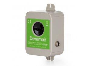 Deramax-Kitty - Ultrazvukový odpuzovač-plašič koček a psů