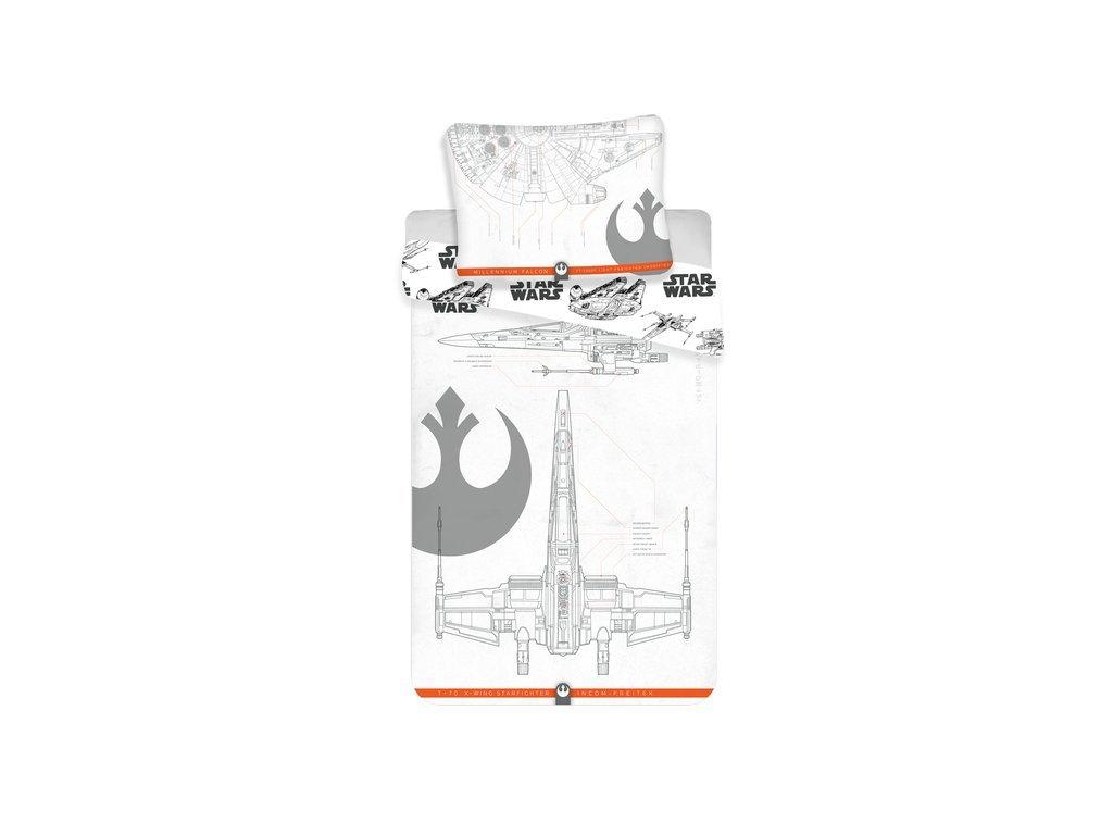 """Povlečení Star Wars """"9"""" 140x200, 70x90 cm"""