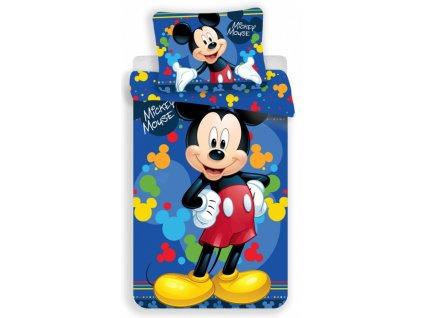 Povlečení Mickey Mouse POD-15, 140x200, 70x90 cm