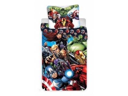 """Povlečení Avengers """"03"""" 140x200, 70x90 cm"""