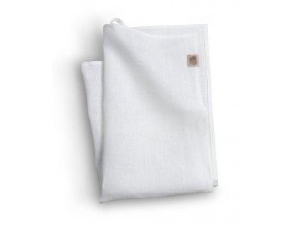 Lovely Linen kuchyňská utěrka 46X70 WHITE