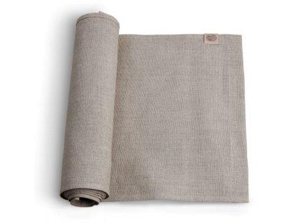 Lovely Linen stolní běžec 47x150 NATURAL SINGLE