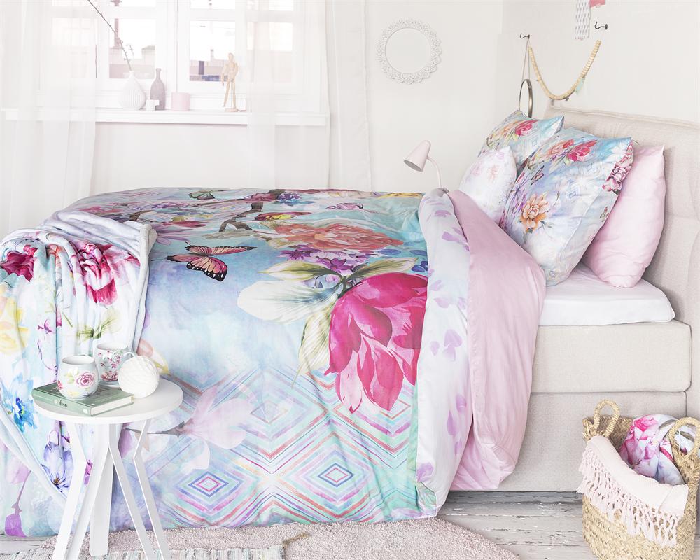 Luxusný spánok v saténu - zaspávajte v kvalite