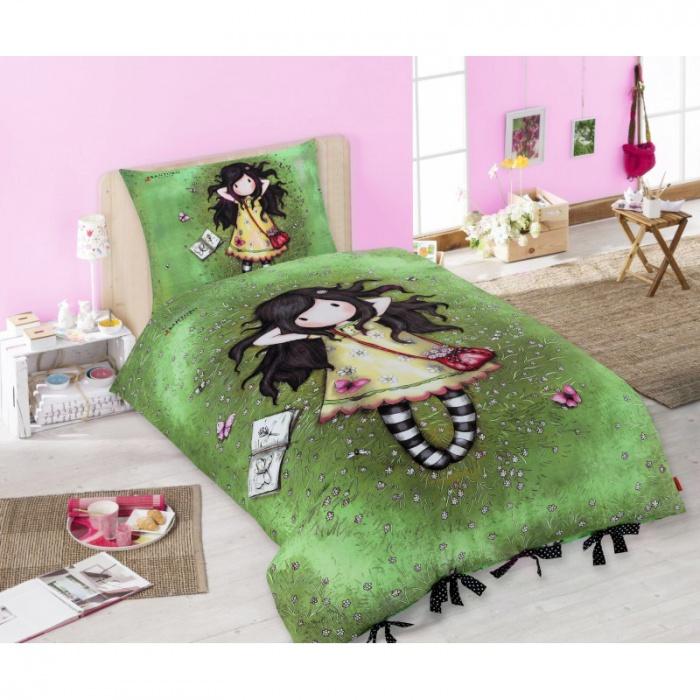 Kvalitný spánok pre malé princezné - s bábikami Gorjuss