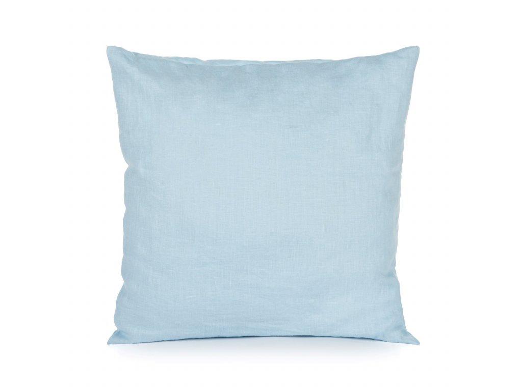 Ľanové obliečky Light blue 140x200,50x70