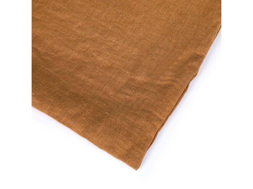 Povlak na vankúš s strapcami Cinnamon 50x50