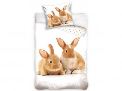 Obliečky Minnie red bow 140x200, 70x90 cm