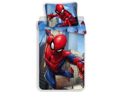 Obliečky Spiderman POZ-16, 140x200, 70x90 cm
