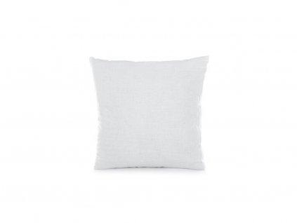 Povlak na vankúš s strapcami White 50x50
