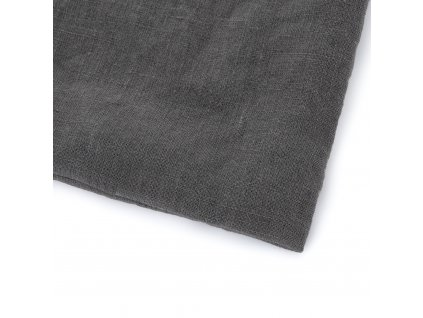Povlak na vankúš s strapcami Dark Grey 50x50