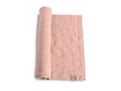 Lovely Linen stolný bežec 47x150 Litchi
