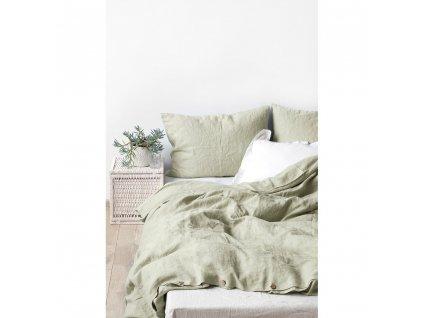 Ľanové obliečky Sage 140x200,50x70