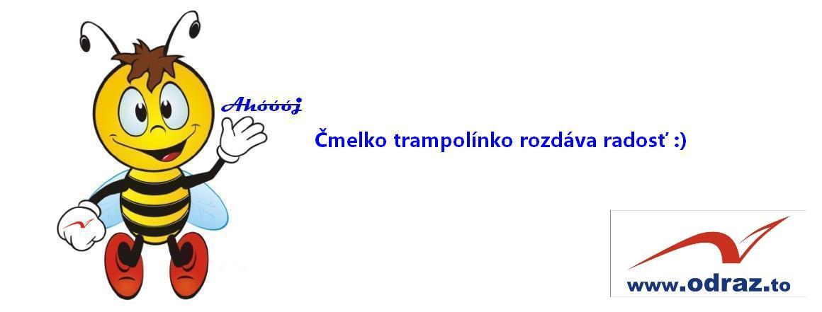 Čmelko Trampolínko rozdáva radosť.