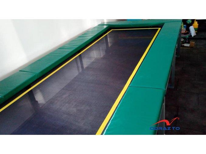Trampolina AXL 4 rozmer 9x2,5m