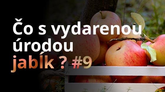 Čo s vydarenou úrodou jabĺk? #9