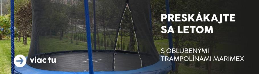 Banner trampoliny