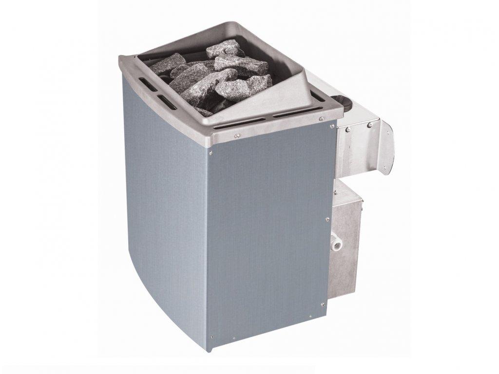 Saunová pec KARIBU 9 kW (66600) s integrovaným ovládačom