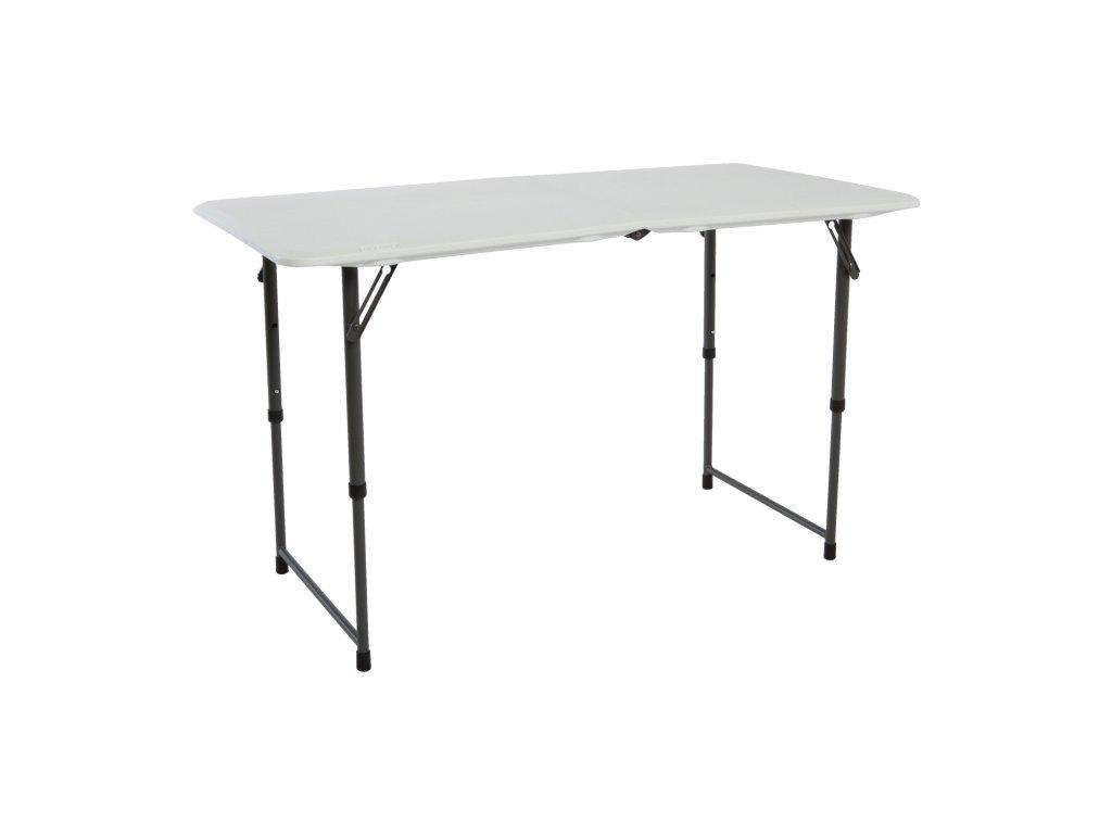 Skladací stôl 122 cm LIFETIME 80221 / 80317