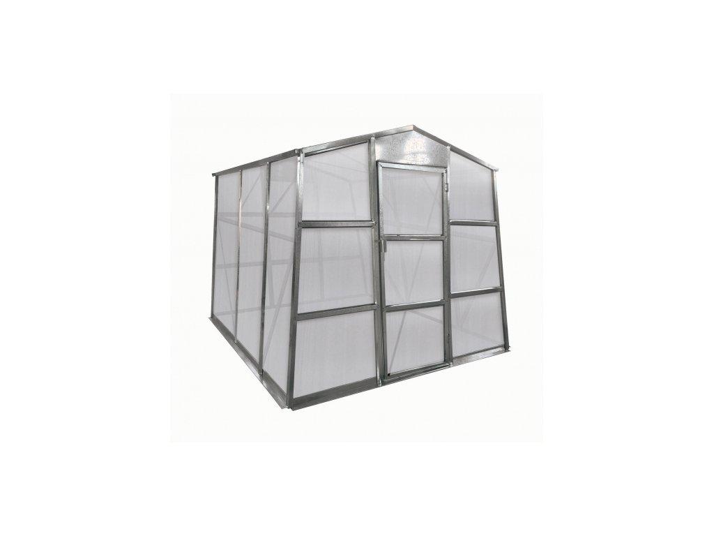 Záhradný skleník G21 GZ 48, 1,9 x 2,5 m, 4 mm