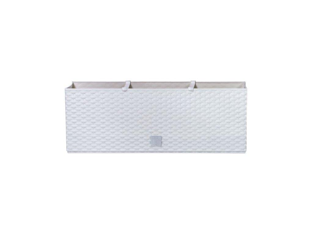Truhlík RATO CASE biely 60cm