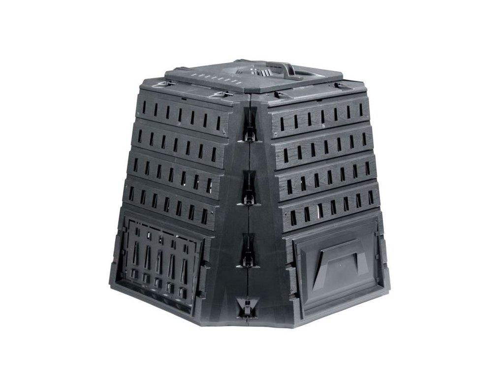Kompostér BIOCOMPO 500 l čierny